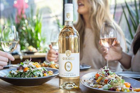 Giesen Wine - Alcohol free Pinot Gris -