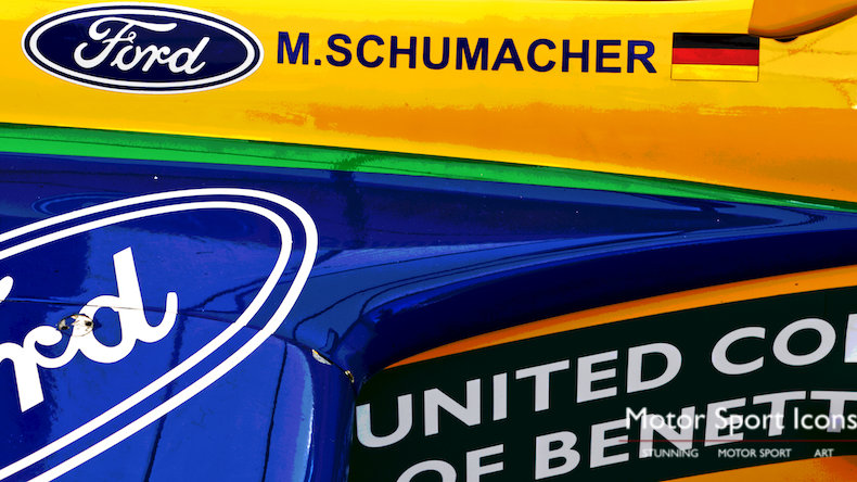 'SCHUMACHER'