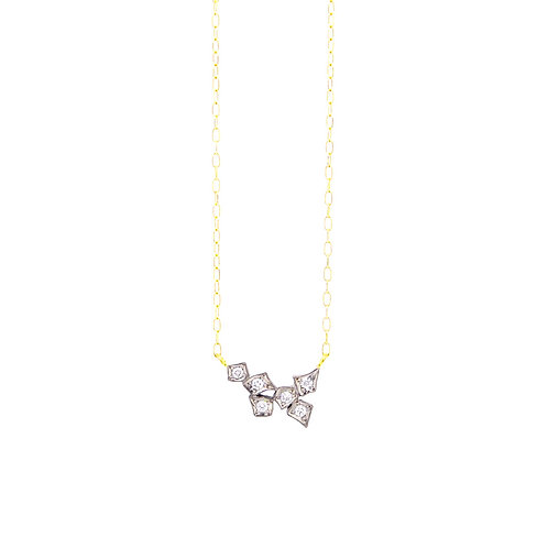 KOMOREBI DIAMOND NECKLACE