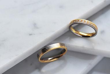 GICLATの結婚指輪