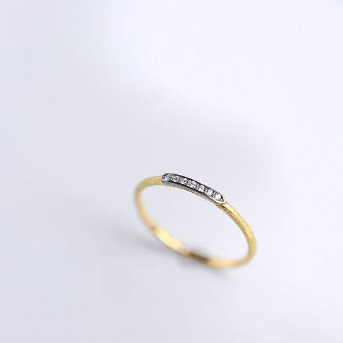 月の道 Ring (straight)