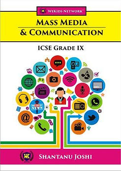 ICSE Textbook of Mass Media and Communic