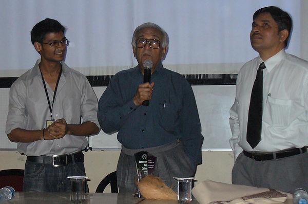 launch function shantanu, ameen sayani,