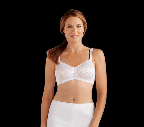 12cdafcaff Helena padded wire-free bra with lightly padded moulded cups. Padded bra  straps for additional comfort are also adjustable