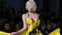PARIS Haute Couture Julien Fournie         Jan 2017