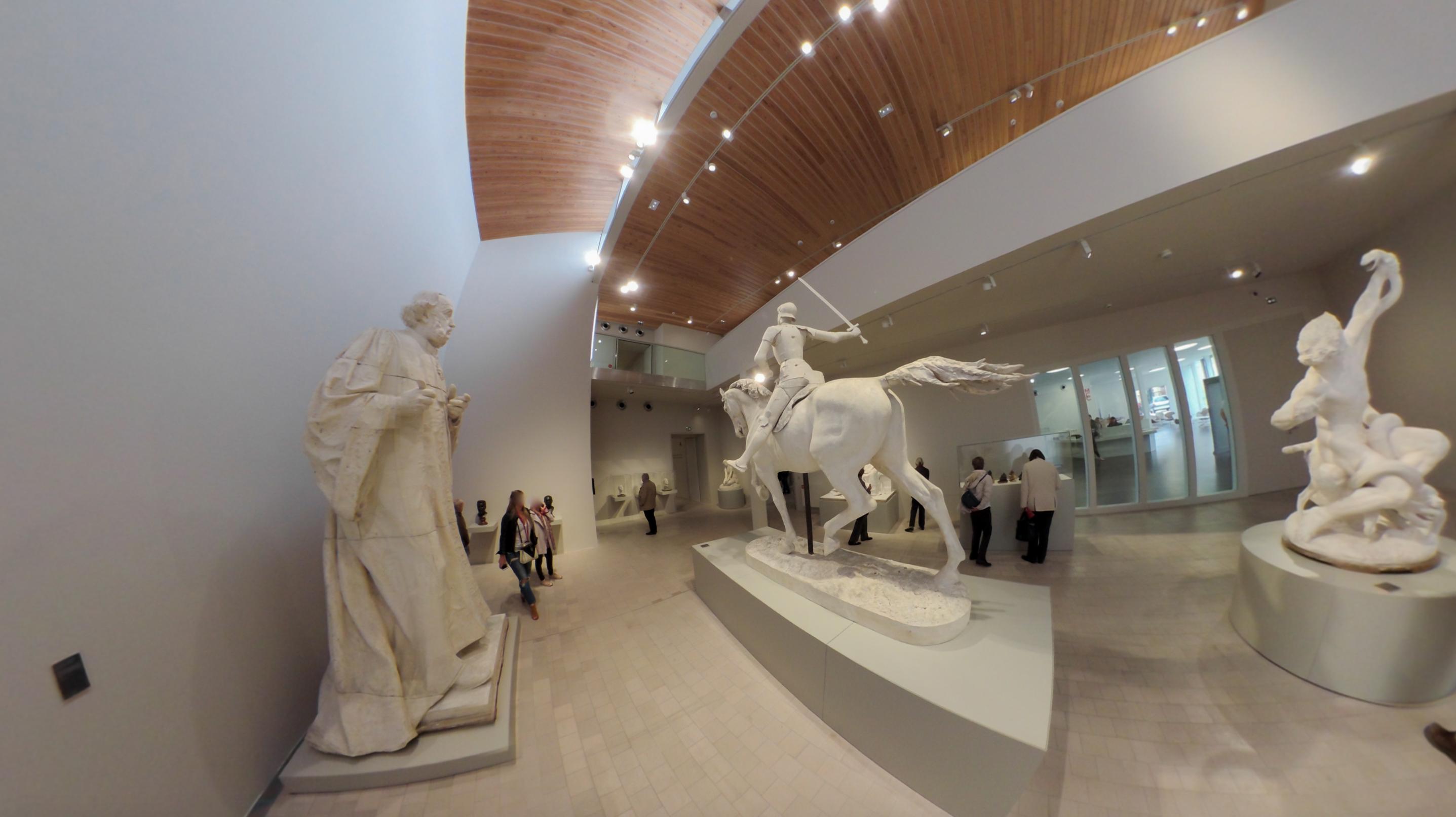 NOGENT S/SEINE Musée Camille CLAUDEL