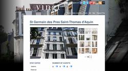 Collaboration with Vingt Paris Real Estate