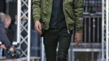 PARIS Men's Fashion Icosae Jan 2017