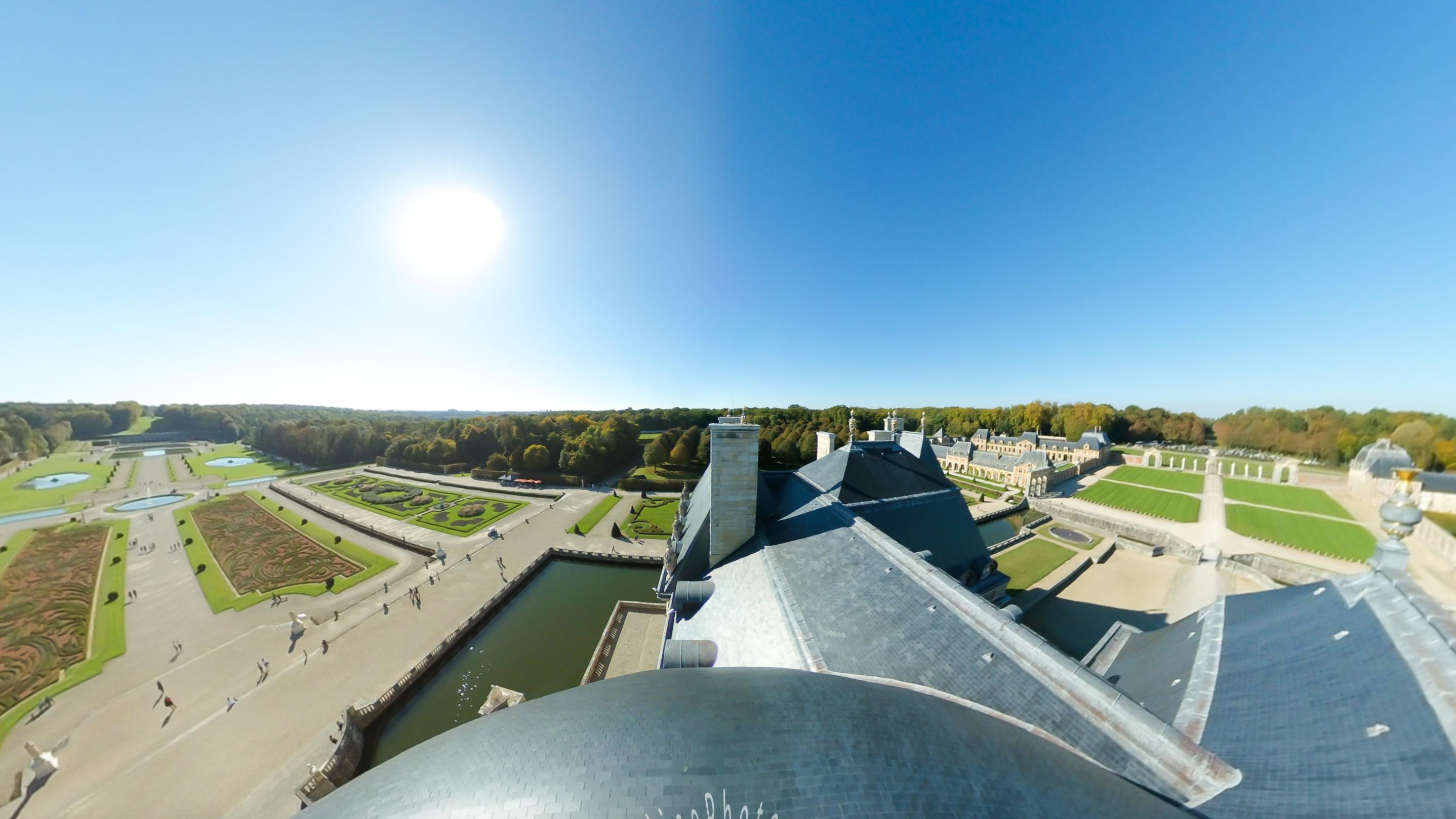 Chateau Vaux le Viconte