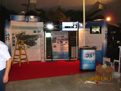 Building IDS Booth