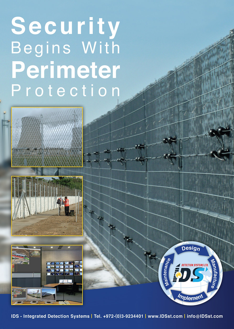 IDS- Security Begins With Perimeter Protection