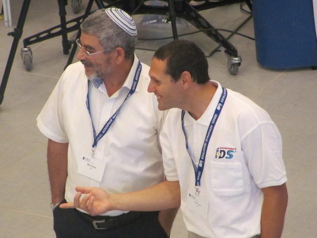Meir Peretz & Jack Yulzary