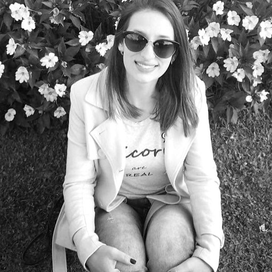 Profa. Camila Baggio do Amaral