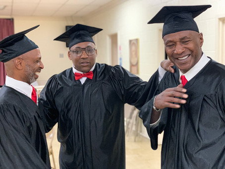 Trinity House-Big Bethel 2020 Graduation Ceremony