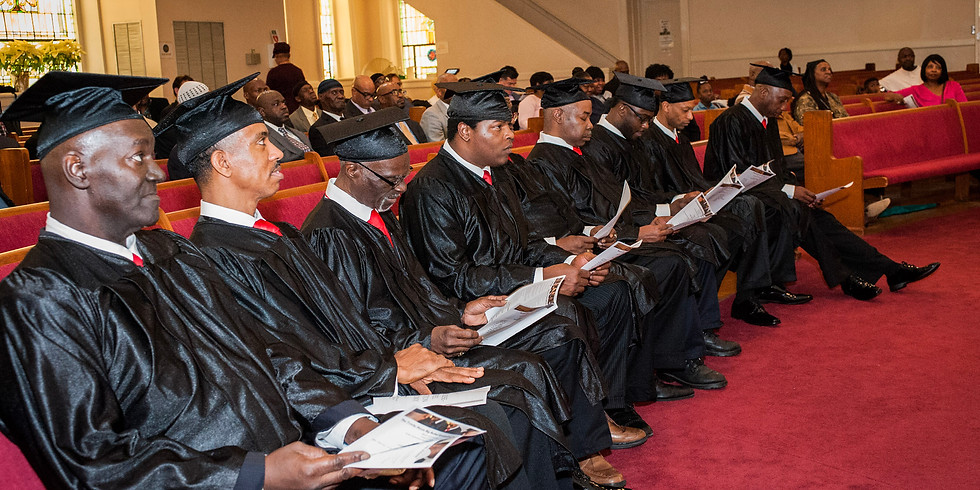 Trinity House-Big Bethel Class of 2020 Graduation Ceremony