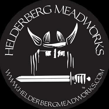Helderbrg Meaworks round logo, trademarked
