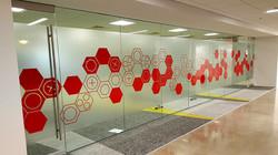 Hilti Glass Walls