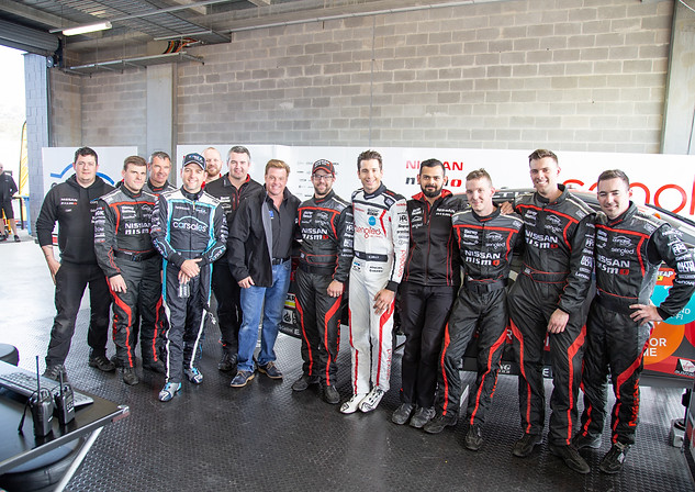 Team Nissan with Chip Foose & Todd Kelly