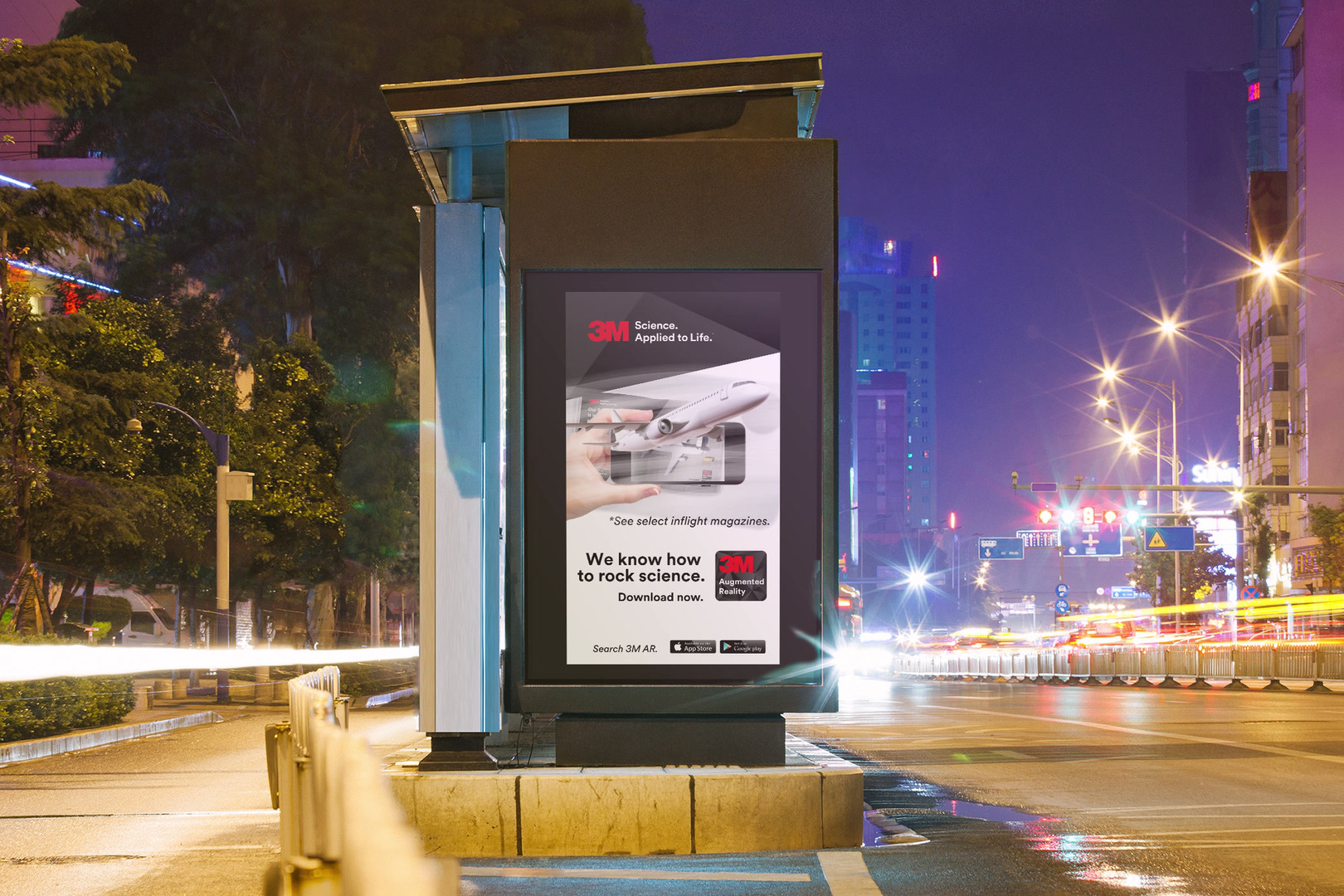3M Augmented Reality Campaign