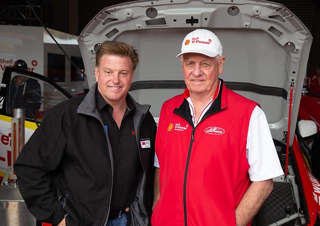 Chip Foose & Dick Johnson