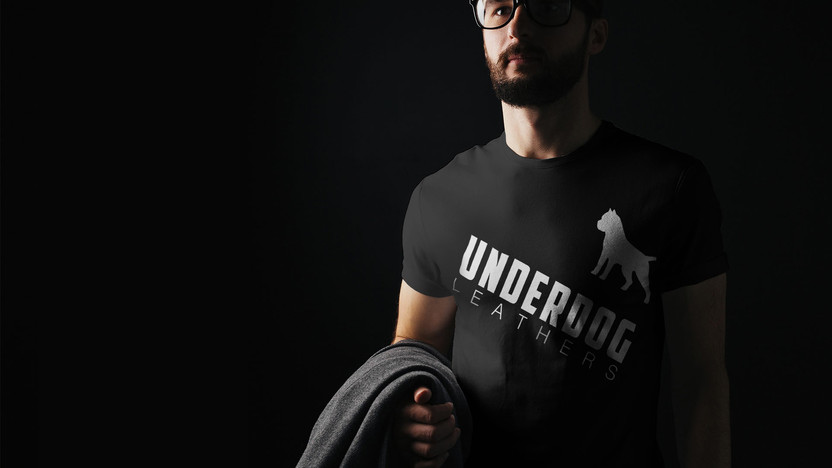 UNDERDOG LOGO DESIGN and TSHIRT