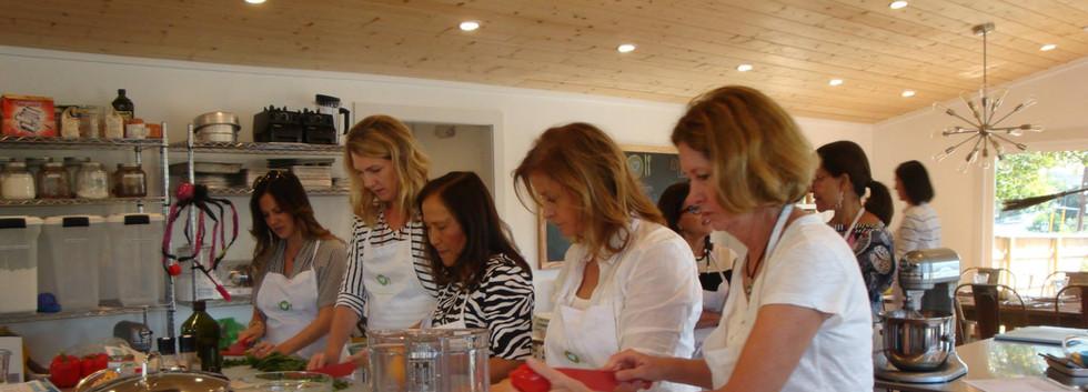 chic ladies cooking class 2014.jpg