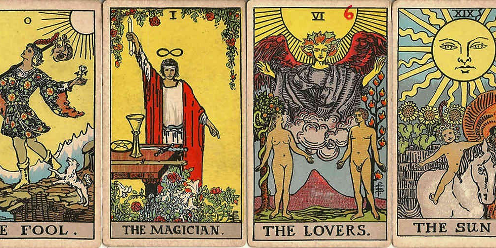 Tarot Discussion Group: May (1)