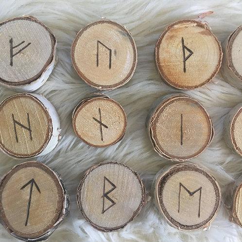Norse Rune Reading