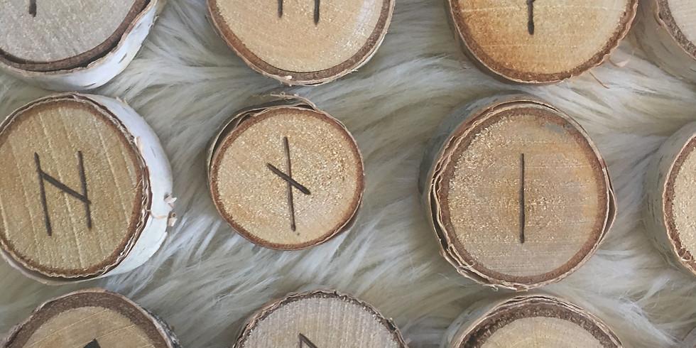 Make Your Own Rune Set (Magic Craft Wednesday)