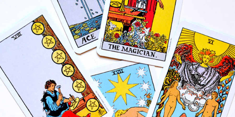 Tarot Discussion Group