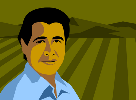 Farmworkers are Essential Workers #CesarChavez Day