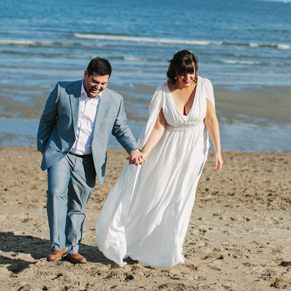 Marissa and Dan's Beachside Wedding in Fairfield, Connecticut
