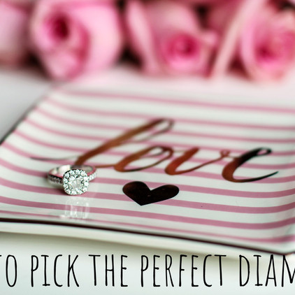 Crazy about diamonds ... how to choose the right one