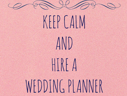What a Wedding Planner Does and Why You Need One