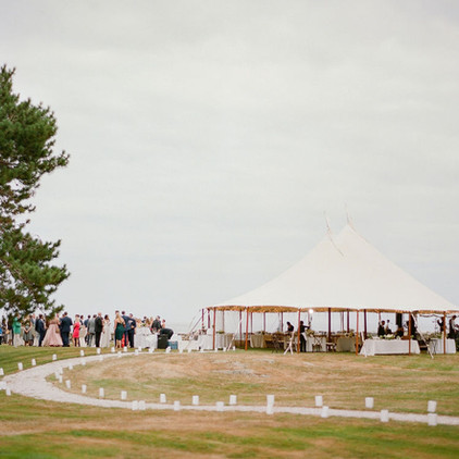 A Guide to Planning your Tented Wedding in New England!