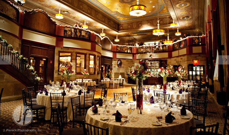 The Society Room Hartford Wedding