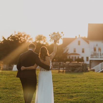 Kimberlee and Brandon's September Wedding at Jonathan Edwards Winery in Connecticut