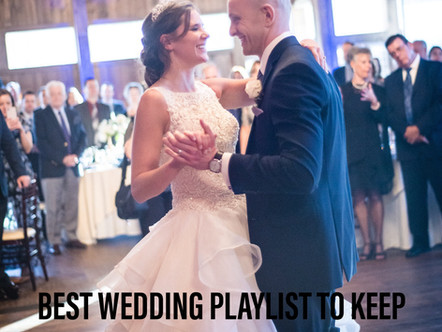 The BEST Wedding Playlist