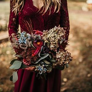 Autumn Romance Styled Shoot
