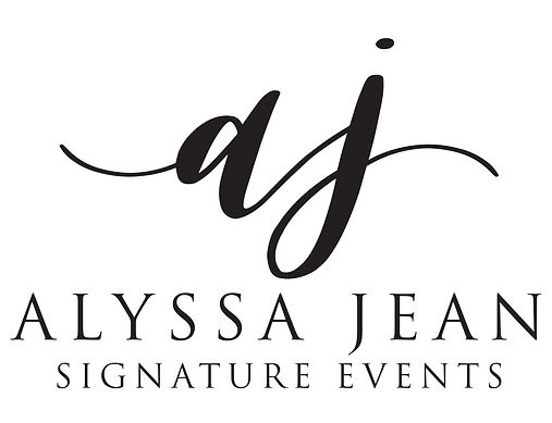 Alyssa Jean Signature Events Final Logo