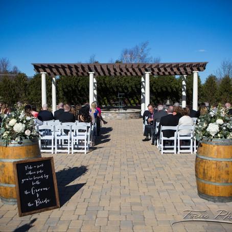 My Wedding at Birch Wood Vineyards