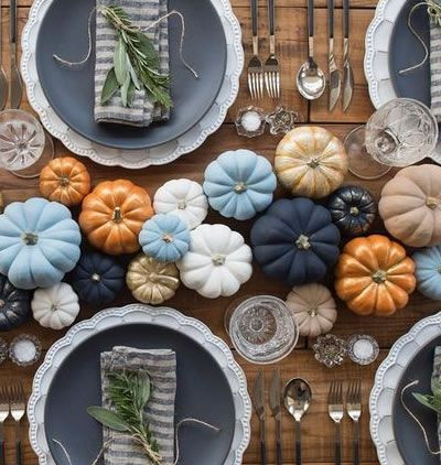 Festive, Fun Fall Wedding Color Palettes