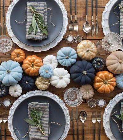 Festive, Fun Fall Wedding Color Palettes