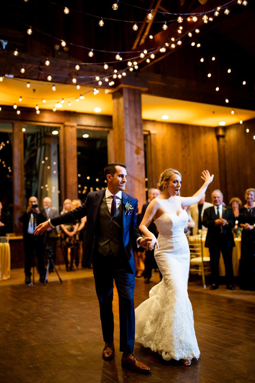 Heritage Hotel Wedding, Timbers Room