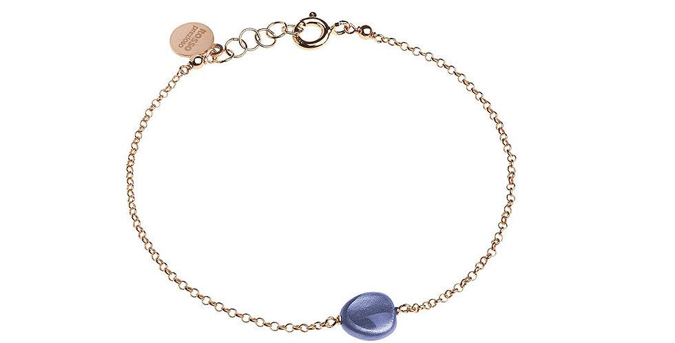 Rosso Prezioso braccialetto Semino d'Amore colore zaffiro 21406wa