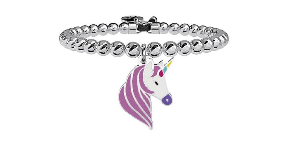 KIDULT bracciale  SYMBOLS 731325  unicorno-desideri