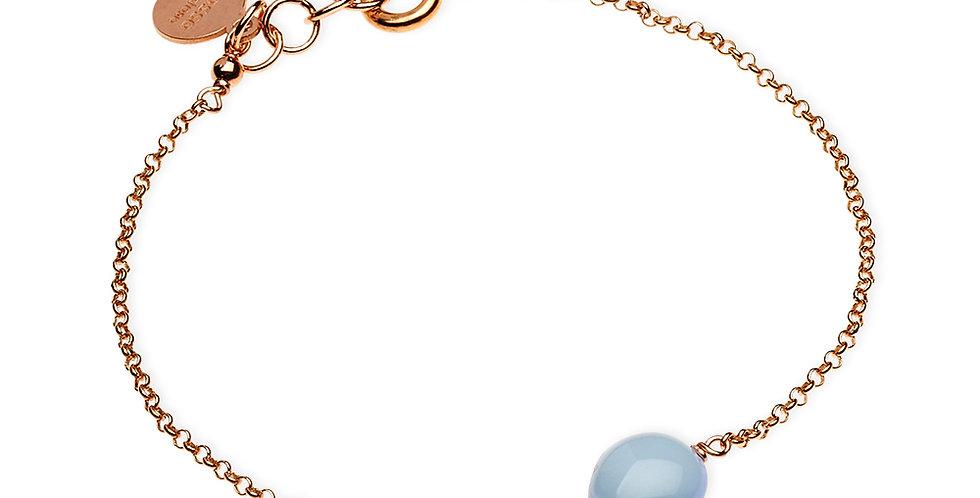 Rosso Prezioso braccialetto Semino d'Amore colore baby blue 21406wa