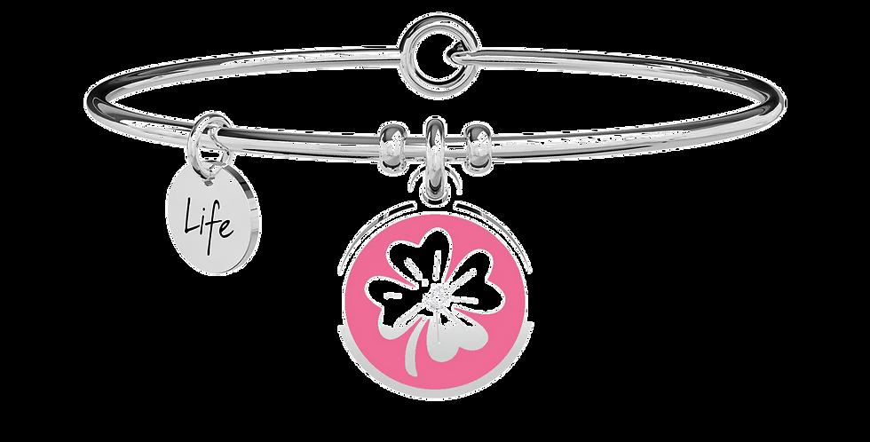 KIDULT   Quadrifoglio rosa -fortuna 731713