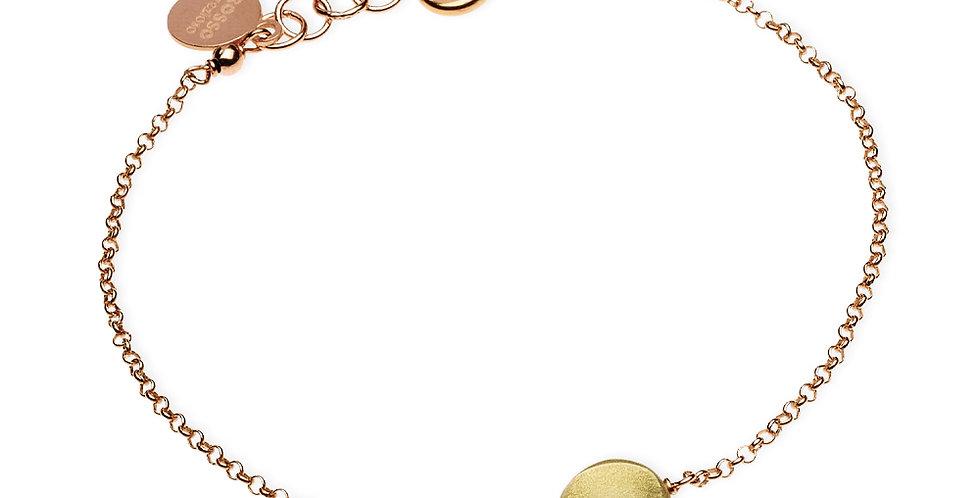 Rosso Prezioso braccialetto Semino d'Amore colore lime gold 21406wa