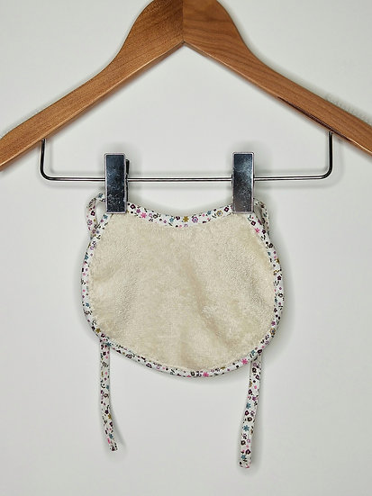 Bavoir (petit) en textile biologique